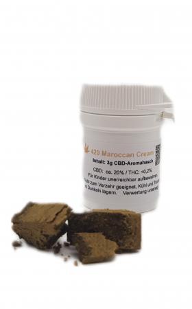 420 Maroccan Cream