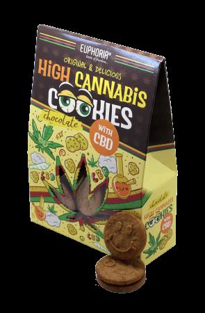High Cookies Cannabis Chocolate