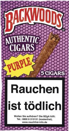 Backwoods Purple