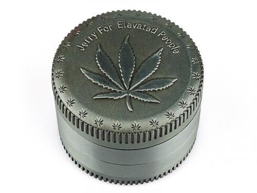 Grass Leaf Metall 4-teilig