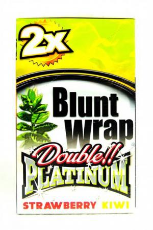 Blunt Wraps RED Double Platinum (Strawberry Kiwi)