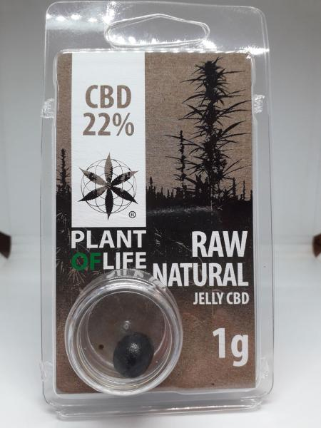 Jelly Hash Raw Natural